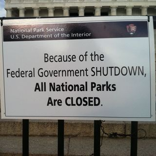 Govt Shut Down -or Govt Never Was Down 4 us Po'Folks in Amerikkklan