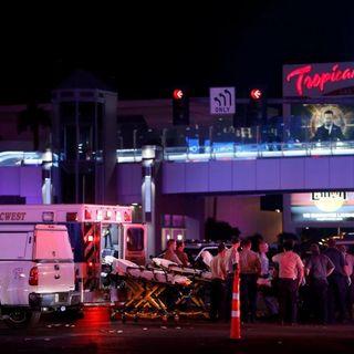 Il bilancio del massacro che ha colpito la città americana di Las Vegas