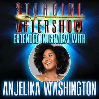 Anjelika Washington Extended Interview
