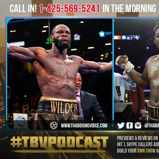 "☎️Eddie Hearn On Deontay Wilder vs Charles Martin: Charles Martin might beat Deontay Wilder.""😱"