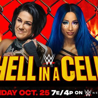 That Wrestling Show # 464:  WWE Hell in a Cell & Impact Wrestling Bound For Glory 2020 Previews