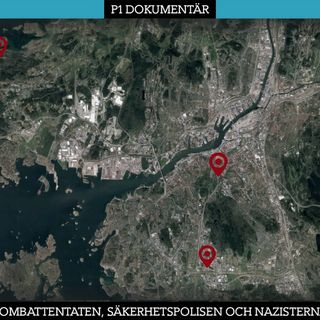 Del 2/3. Bombattentaten, säkerhetspolisen och nazisterna (R)