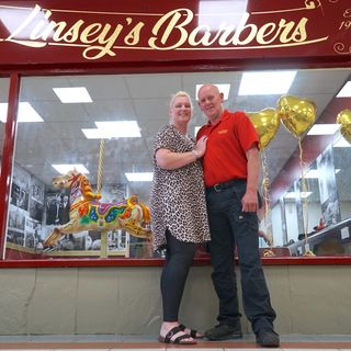 Linsey's Barbers, Llanelli Market - To advertise here text 07308598604