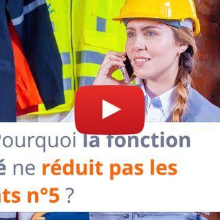 #120 - Pourquoi la fonction sécurité ne réduit pas les accidents n°5 ?