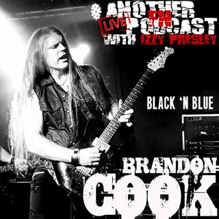 Brandon Cook - Black 'N Blue