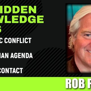 Our Cosmic Conflict - The Reptilian Agenda - Venusian Contact with Rob Potter