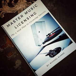 Getting your music licensed in Film/TV. Musician motivation & mindset with Michael Elsner