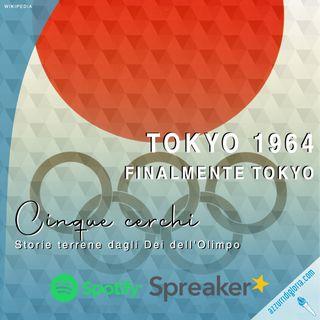 Tokyo 1964 - Finalmente Tokyo