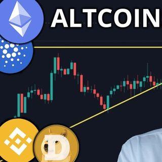 È un BUON MOMENTO per INVESTIRE in ALTCOIN ?? Analisi AltSeason e Dominance Bitcoin