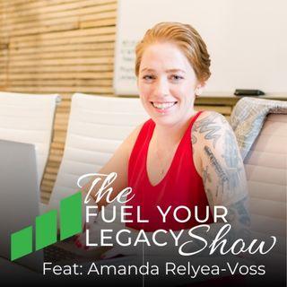 Episode 185: Amanda Relyea- Voss, Organic Social Media Strategies