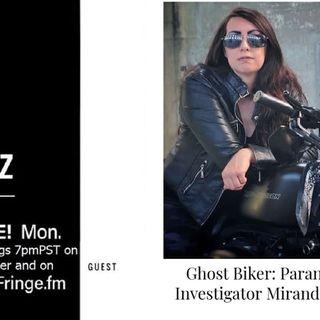 Ghost Biker: Paranormal Investigator Miranda Young