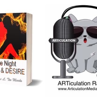 ARTiculation Radio - Romance Receipts (interview with Author L. Tee Marks)