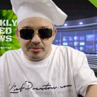 Weekly Weed News 2.0 w/ Kief Preston - Episode 4 - April 8th 2018