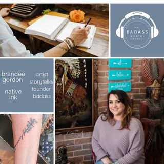 Inked: A gifted artist becomes a storyteller for her clients
