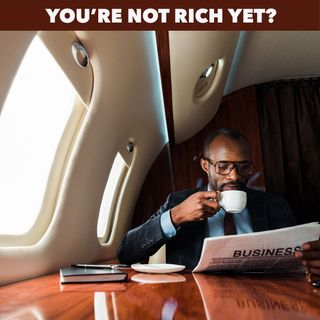Not Getting Rich Quick?