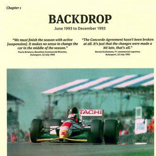 1994 - Untold Story - Capítulo 1 - Introdução/Pano de Fundo