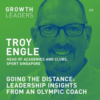 Going the distance: Leadership insights from an Olympic coach  [Episode 4]