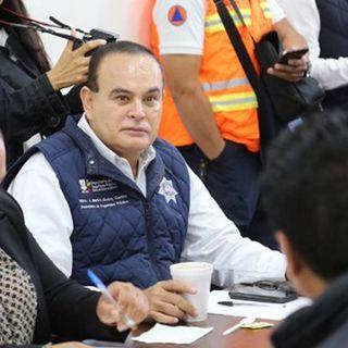 Mueren dos funcionarios de Michoacán en accidente aéreo