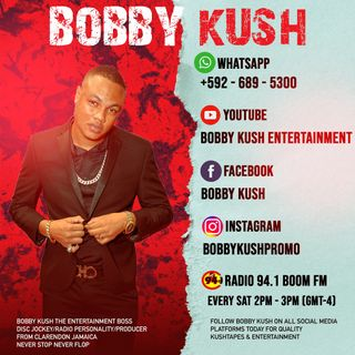 BOBBY KUSH PRESENTS ELIZ RESTAURANT, GRILL & BAR PROMO (+592-689-5300)