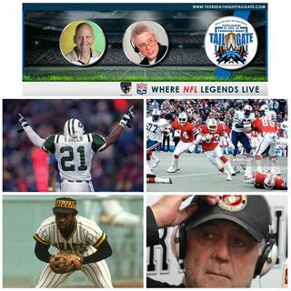 Sports Legends Victor Green, Tony Collins, Bill Madlock, & Beau Bock Join Us...