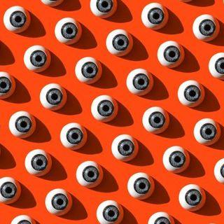 When your eyeballs become audible