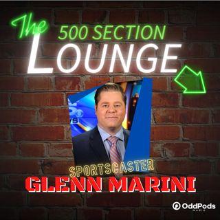 E88: Glenn Marini Debuts in the Lounge!