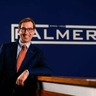 Guy Palmer of Palmer Auctioneer discusses relocation to Waterford and the property market