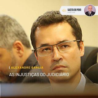 As injustiças do Judiciário