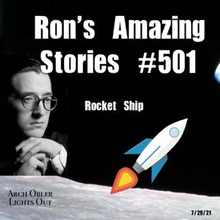 RAS #501 - Rocket Ship