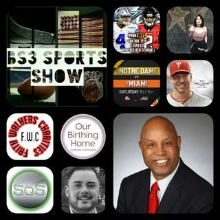 "BS3 Sports Show - ""Thank You Veterans"""