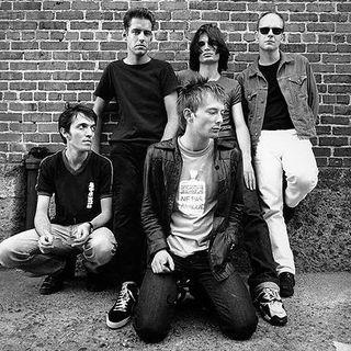I Radiohead derubati rilasciano il materiale sul web