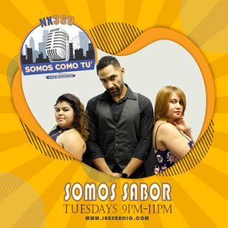 Somos Sabor Radio Show on NX369