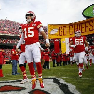 The Richard Smith Show AFC Championship Game Set Patriots Vs. Chiefs Arrowhead Stadium