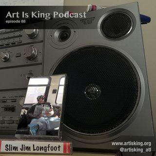 AIK 88 - Slim Jim Longfoot