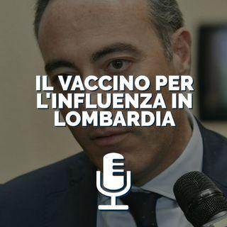 Il vaccino per l'influenza in Lombardia