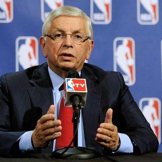 David Stern, el eterno comisionado de la NBA