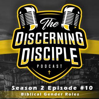 Season 2 - Episode 10: Biblical Gender Roles