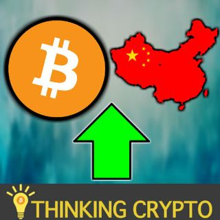 BITCOIN & CRYPTO Market Pumps On China's President Blockchain News - Tons of Money Pouring Into Crypto