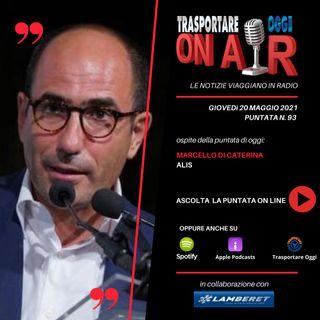 Puntata 93/2021 del 20 maggio - Ospite: Marcello Di Caterina (ALIS)