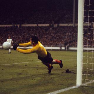 Tributes to England's World Cup hero Gordon Banks