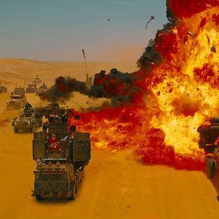 Banda sonora para la furia - Mad Max: Fury Road  #ColombiaSOS