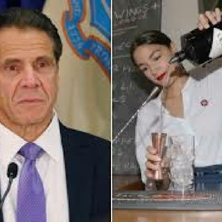 Andrew Cuomo Gets Played By AOC
