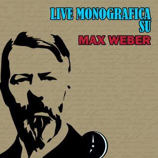 Monografia su MAX WEBER