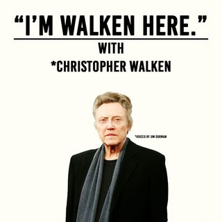 Chris Walken With Charles Kelley