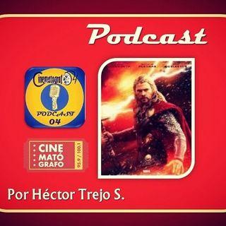 Epsodio 141 - Thor