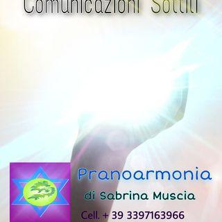 Parliamo di Pranoarmonia con Sabrina puntata del 29-7-21.