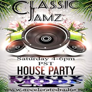 Classic Jamz *House Party 2021* 1/16/2021