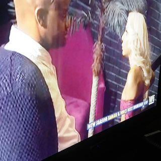 Tamar ,Vince and Evelyn Braxton drama!