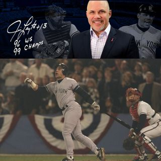 Episode 11 - Jim Leyritz (Catcher, World Series Champion w/ NY Yankees) Pt.1