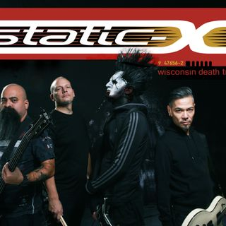 On A Death Trip With STATIC-X
